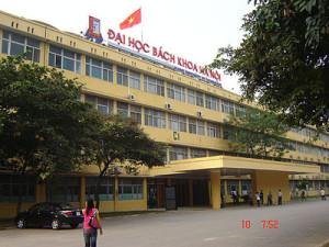 Chỉ tiêu tuyển sinh Đại học Bách Khoa Hà Nội 2013
