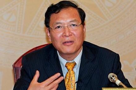 Bộ trưởng Bộ GD&ĐT Phạm Vũ Luận (Ảnh: Lao Động)