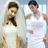 Những xu hướng váy cưới, áo cưới đẹp năm 2013