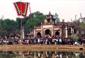 Lễ hội đền Cổ Loa