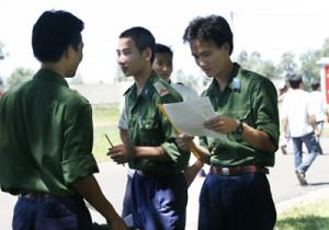 Những điểm mới trong tuyển sinh trường quân đội năm 2013