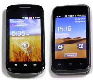Mẫu 5 smartphone hợp túi tiền đáng sử dụng