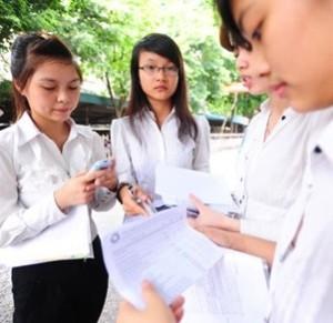 Mức điểm xét tuyển NV2 vào ĐH Thái Nguyên 2013, muc diem xet tuyen NV2 vao DH Thai Nguyen 2013