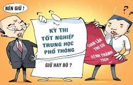 Năm 2014 giữ hay bỏ thi tốt nghiệp THPT, nam 2014 giu hay bo ki thi tot nghiep trung hoc pho thong