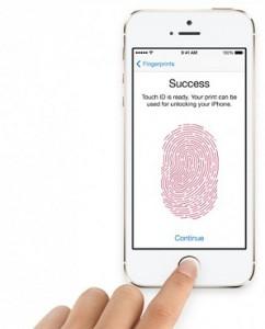 Tác dụng tuyệt vời của cảm biến vân tay trên iPhne 5S, tac dung cua cam bien van tay tren iPhone 5S