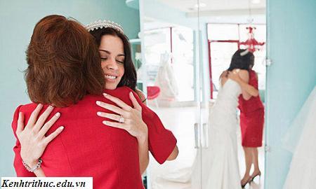 Mẹ cô dâu kiêng kỵ tham gia rước dâu, Me co dau kieng ky tham gia ruoc dau