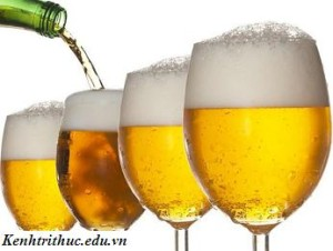 Bí quyết uống rượu bia không say, bi quyet uong ruou bia khong say