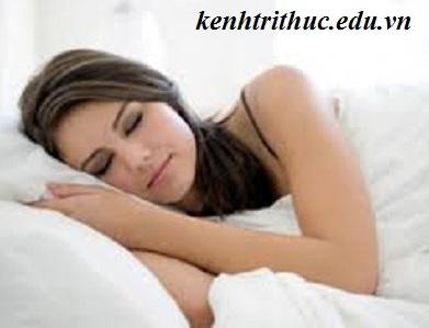 Những thói quen giúp bạn ngủ ngon, nhung thoi quen giup ban ngu ngon