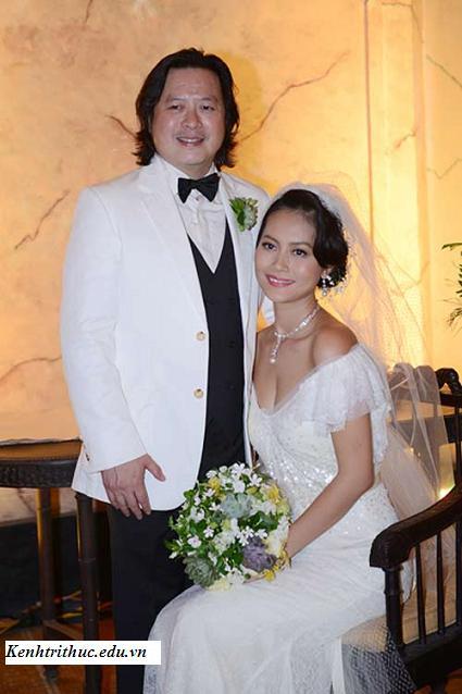 Đỗ Hải Yến đẹp rạng ngời trong đám cưới lần 2, Do Hai Yen dep rang ngoi trong dam cuoi lan 2